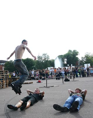 agressive skating, jump, трюк, агресивні ролики