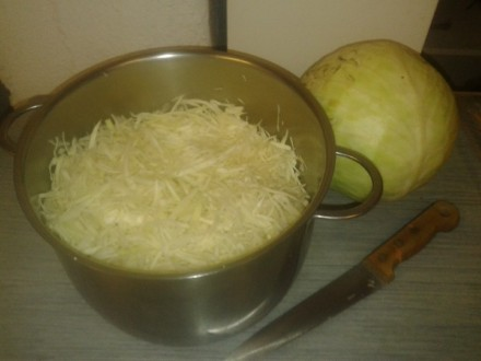квашена капуста рецепт, як зробити квашену капусту