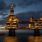 Робота за кордоном. Нафтові платформи в Норвегії.