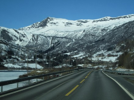 путешествие и отдых в норвегии, рыбалка в норвегии