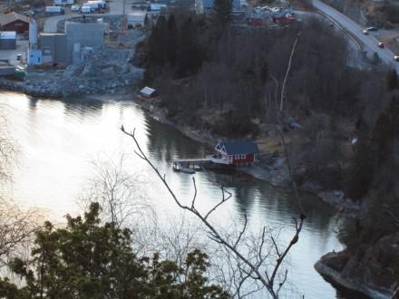 путешествие и отдых в норвегии, рыбалка в норвегии, мох