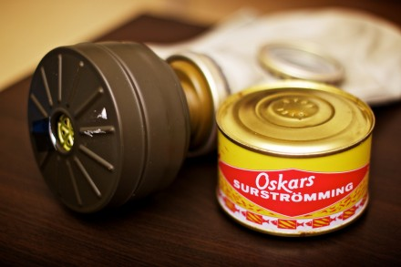 сюрстремминг, surstromming, шведская тухлая селедка