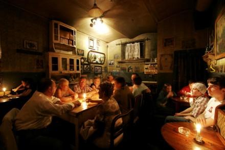 Казімєж в Кракові, єврейсье містечко в Кракові, євреї Кракова, Кафе Alchemia в кракові