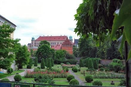 Королівський замок на Вавелю, Краків