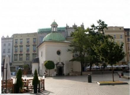 Костел святого Войцеха Краків