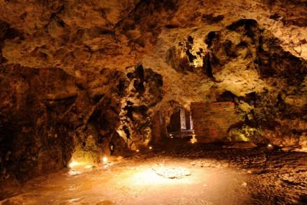печера дракона на вавелю
