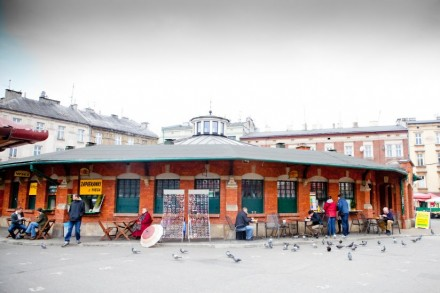 Казімєж в Кракові, єврейсье містечко в Кракові, євреї Кракова