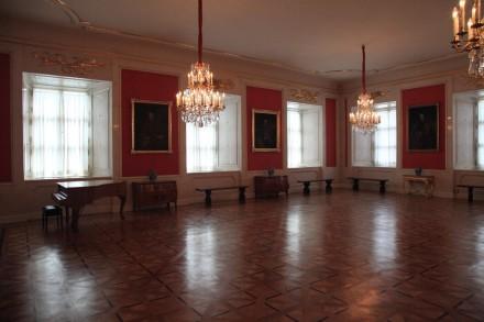 зала посольська на вавелю