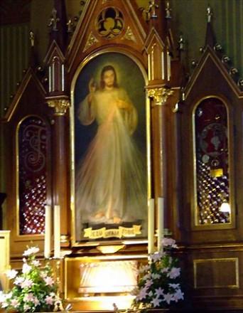 санктуарій божого милосердя в лагєвніках
