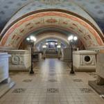 Визначні місця Кракова: Крипта Заслужених на Скалці