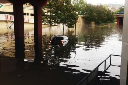 швеція, потоп в мельме
