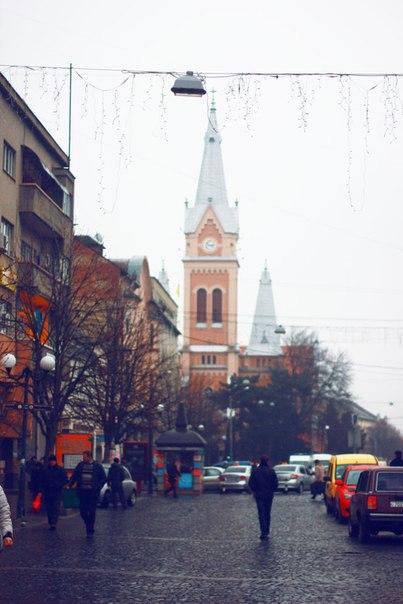 Вулиця Мукачево