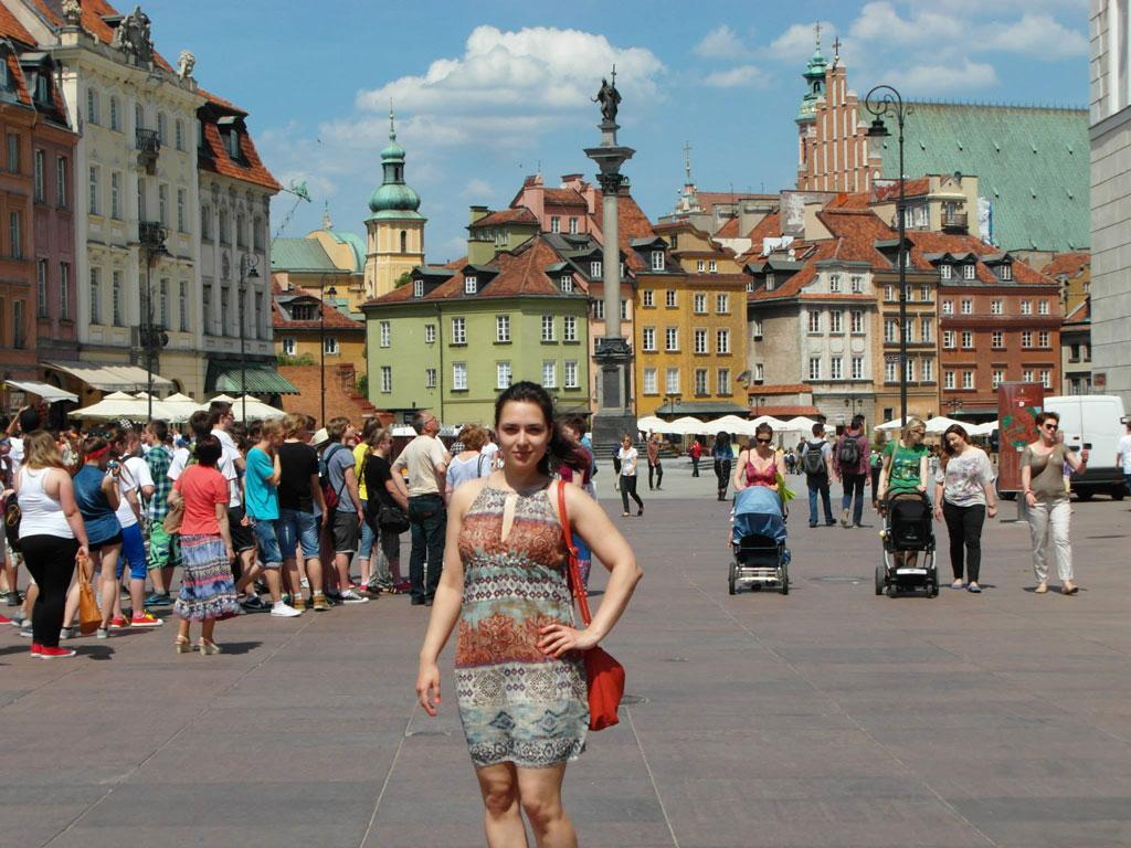 Варшава, Старе місто