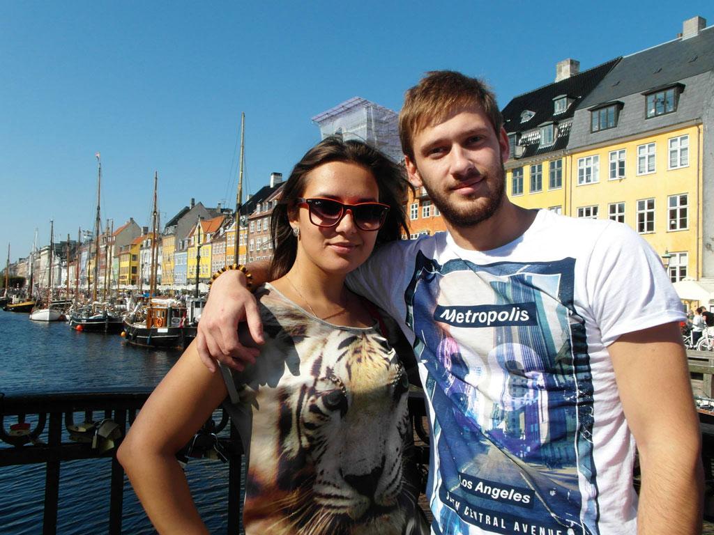 Подорож до Данії