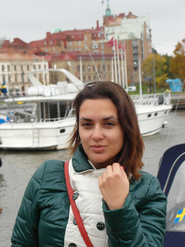 Подорож для закоханих у Гетеборг