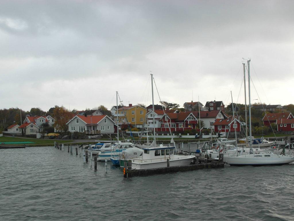 Пристань для яхт, Гетеборг