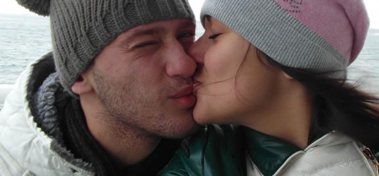 Галина Палійчук: У світі безліч місць для поцілунків