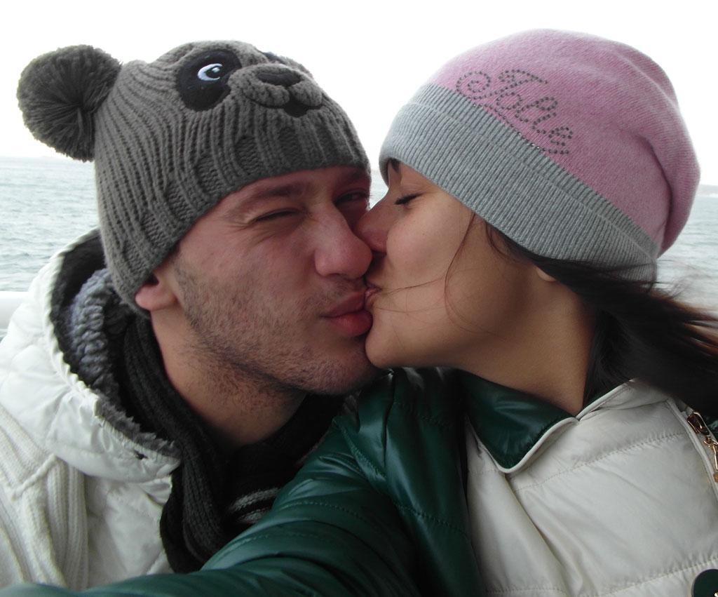 Поцілунки на паромі, Гетеборг