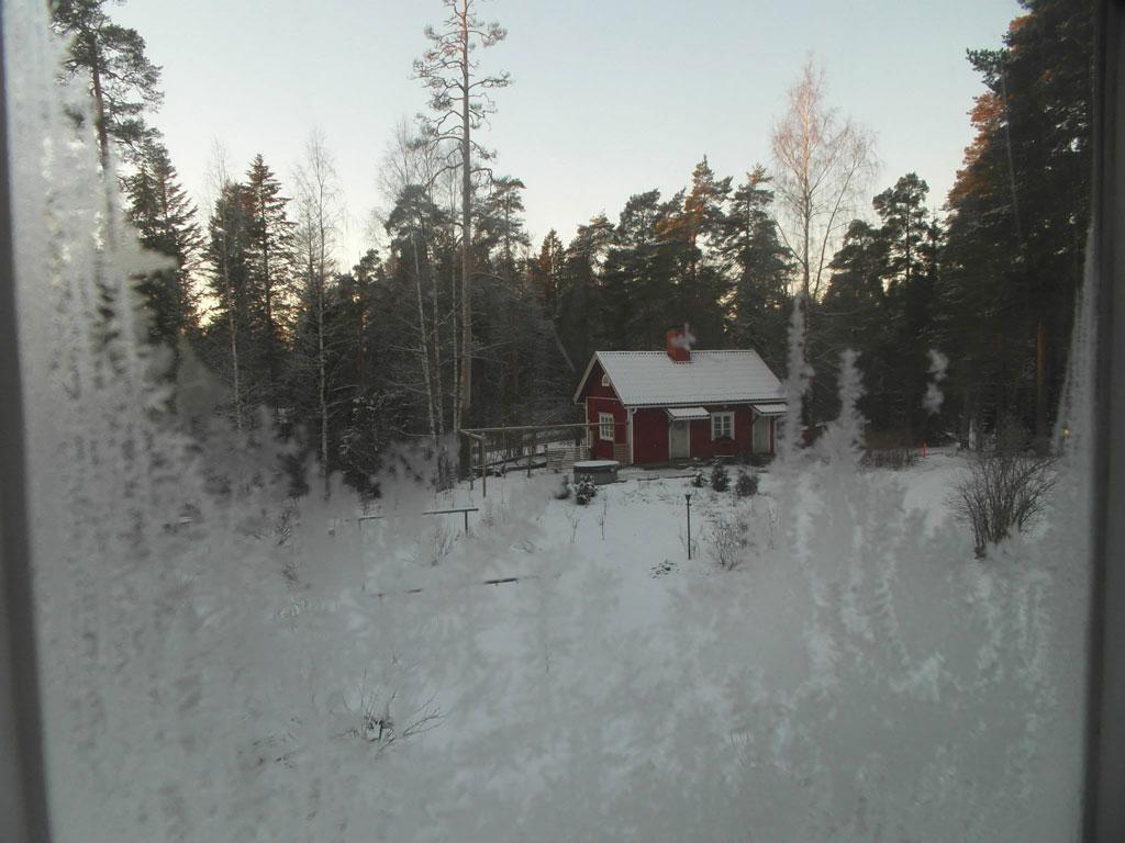 Різдво у маленькому будиночку, Фінляндія