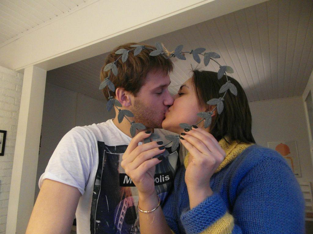 Поцілкунки у Фінляндії