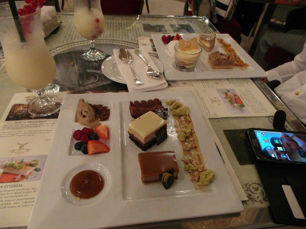 Смачні страви для закоханих, Будапешт