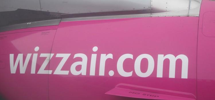 Бронюємо квиток на літак. Wizzair