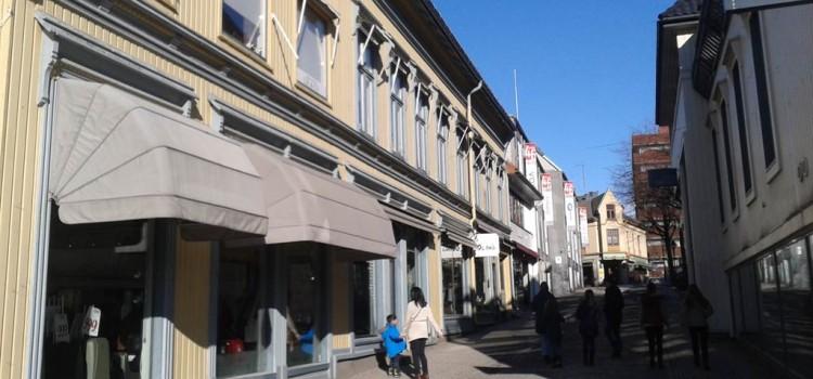 Прогулюючись вулицями Тенсберга (Tønsberg, Norge)