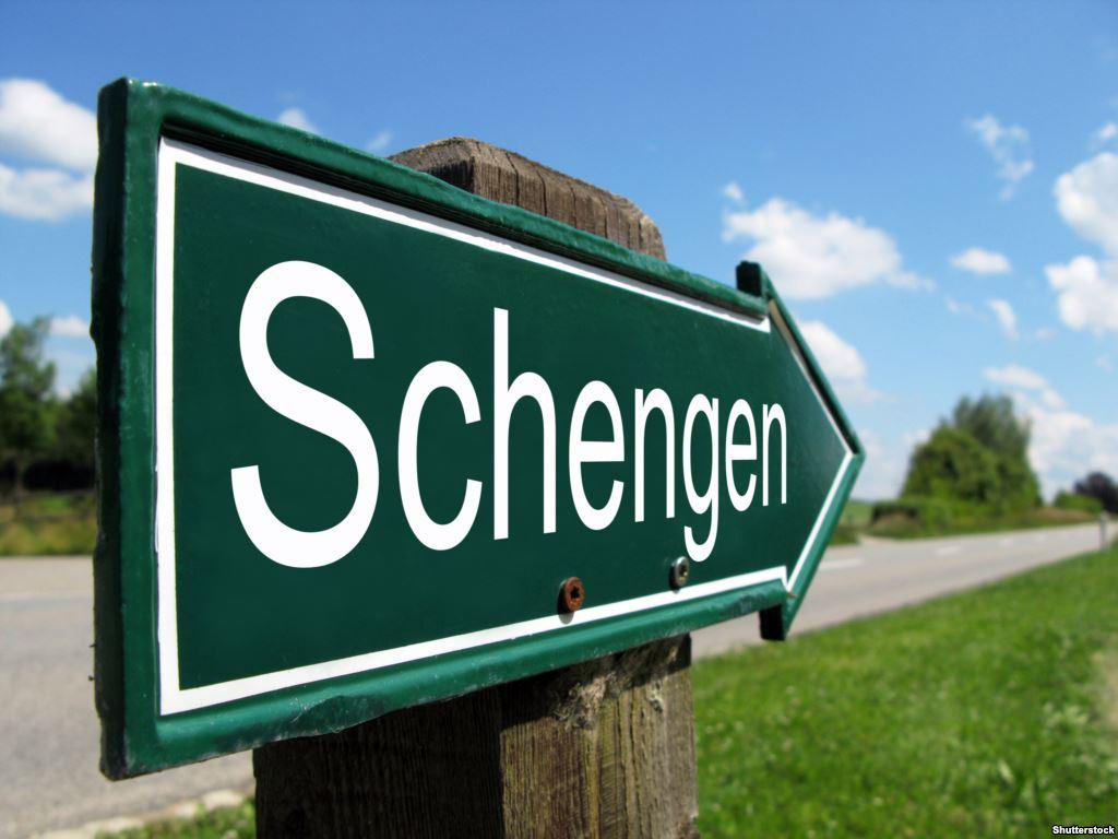 За шенген візою з Криму до України