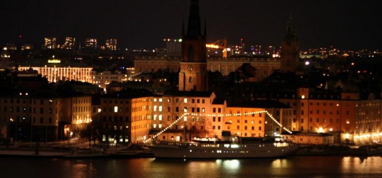 Нічний Стокгольм. Шведські хроніки від 14.02.2016