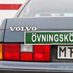 Як отримати водійське посвідчення в Швеції