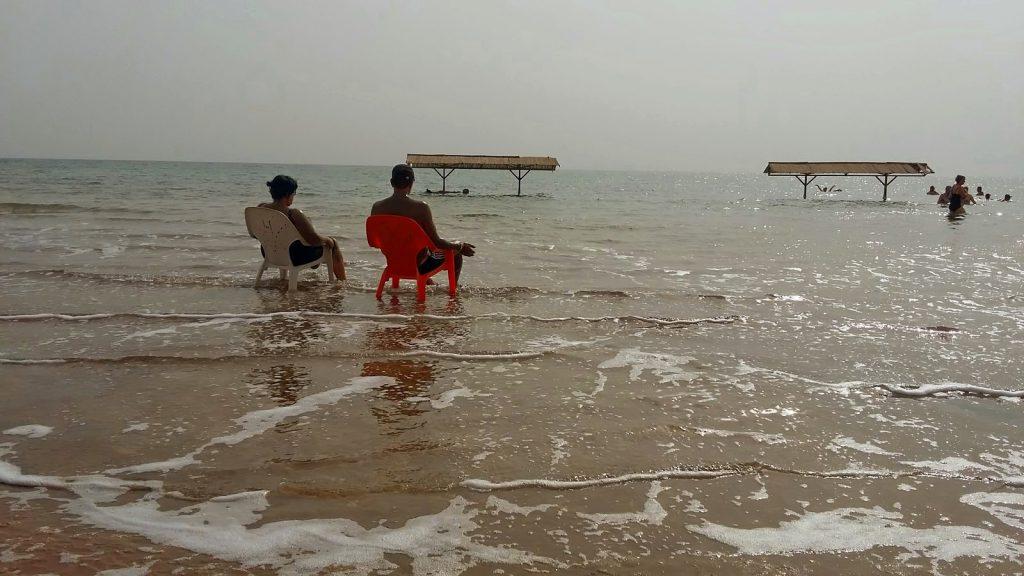 пляжний відпочинок в Ізраілі
