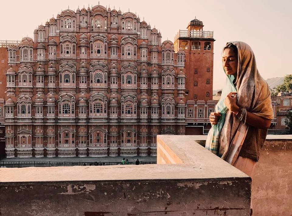 My soul goes to India