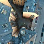 Фото Стокгольму та околиць з повітря. Увага! Конкурс!