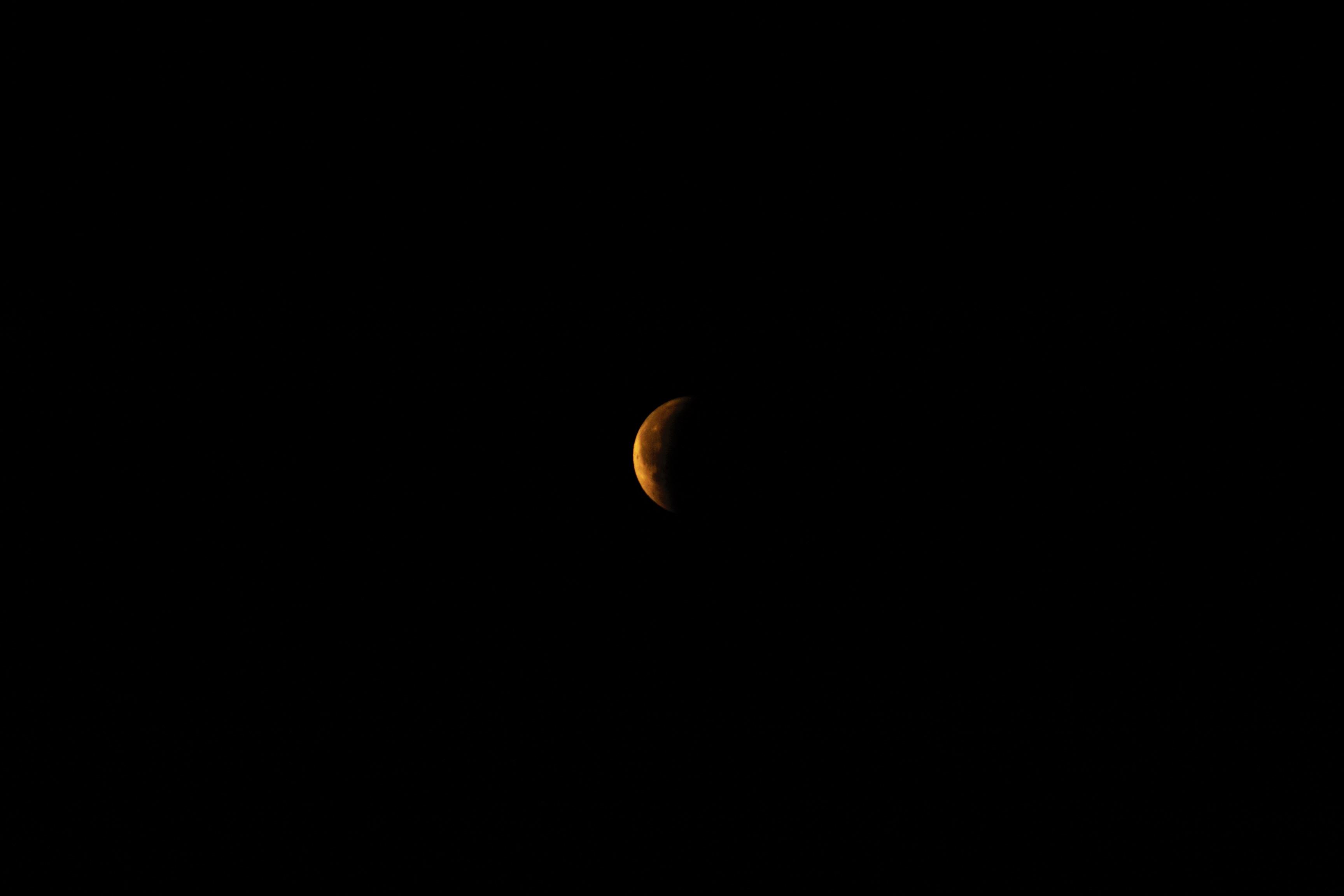 Кровавий Місяць на швидкоруч